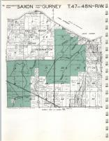Map Image 017, Iron County 1973